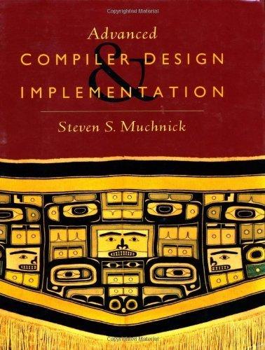 Advanced Compiler Design and Implementation PDF