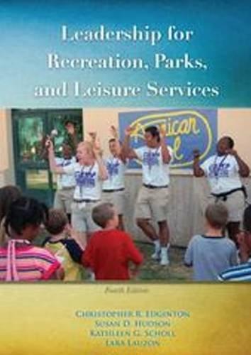 Leadership F/Recreation,Parks+Leisure..