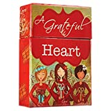 "Gratitude ""A Grateful Heart"" Cards - A Box of Blessings"