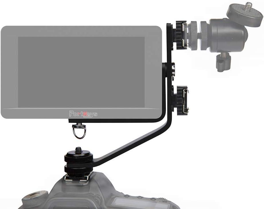 Proam 8 Aluminum Articulating Accessory Shoe Arm for LCD Monitors