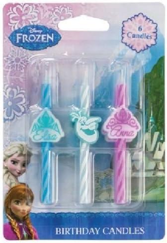 Amazon.com: cakedrake Frozen Elsa, Anna Olaf Icono Tiara (6 ...