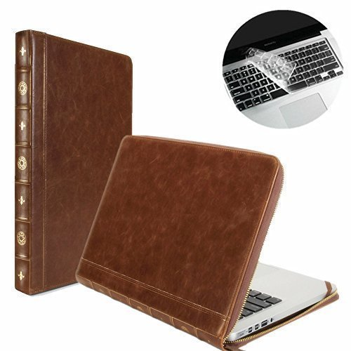 Se7enline Classic Book Case for MacBook Pro 13-inch Model...