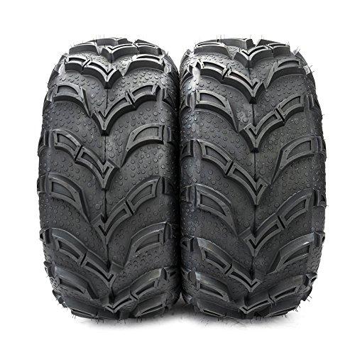 2 ATV/UTV Tires 25x10-12 25x10x12 Rear 6PR by MILLION PARTS (Image #3)