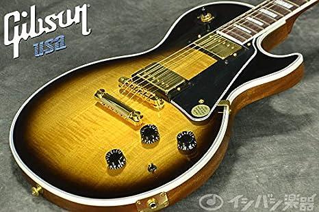 Gibson LPCCLTVSGH1 Les Paul Custom guitarra eléctrica clásica ...