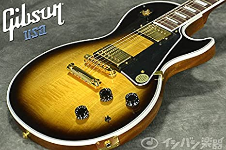 Gibson LPCCLTVSGH1 Les Paul Custom guitarra eléctrica clásica Light ...