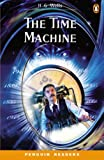 *TIME MACHINE PGRN4 (Penguin Readers)
