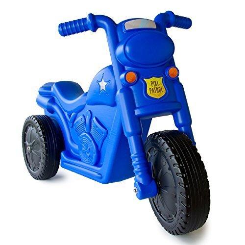 The Piki Piki Bike Toddler Ride On, Blue
