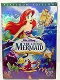 The Little Mermaid DVD 2-Disc Platinum Edition