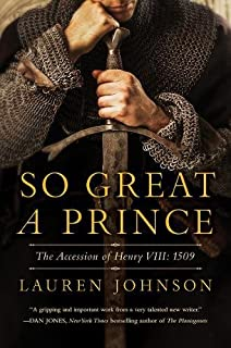 Book Cover: So Great a Prince