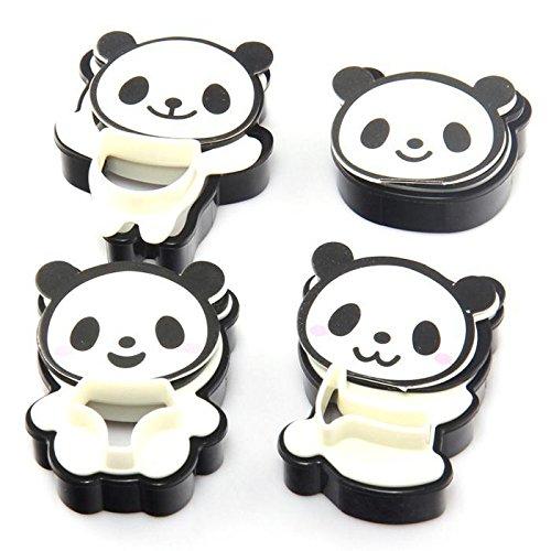 Lunir Durable Mini Cute Animal Shape DIY Cookie Mold Cutter Mold Cookie Cutters from Lunir