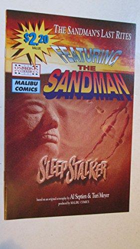 SleepStalker - The Sandman's Last Rites Issue 1