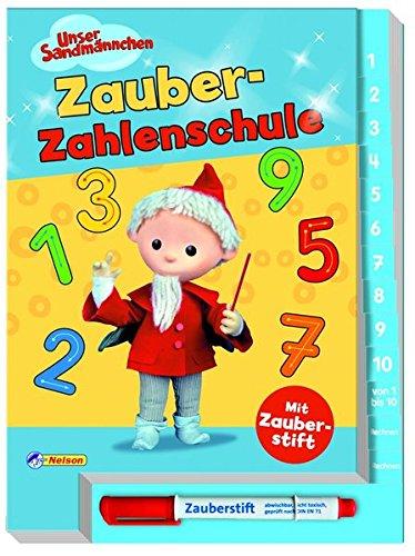 Unser Sandmännchen, Zauber-Zahlenschule: Mit Zauberstift