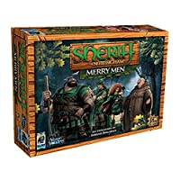 Steve Jackson Games Current Edition Sheriff of Nottingham Merry Men Board Game