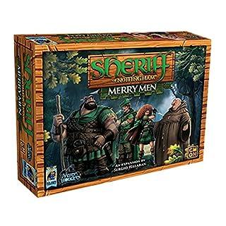 Arcane Wonders Sheriff of Nottingham Merry Men Board Games