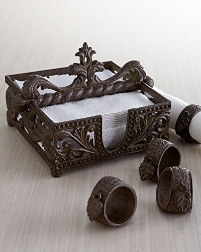 GG Collection Napkin Holder by GG Collection