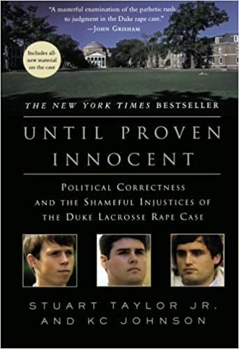 Book Until Proven Innocent by Stuart Taylor (2008-09-30)