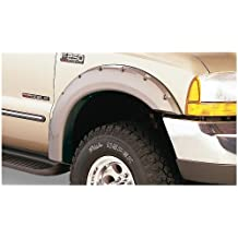 Bushwacker Ford Pocket Style Fender Flare Front Pair