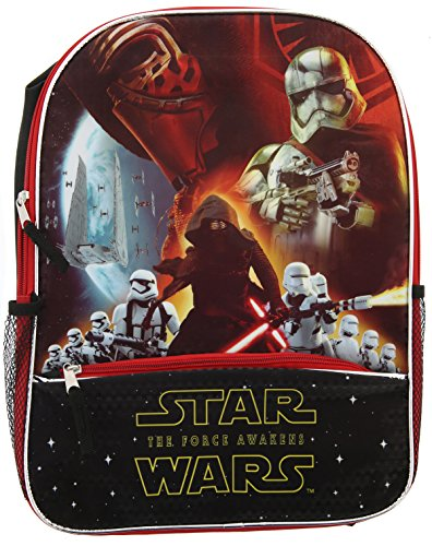 Star Wars 16 Inch Backpack Pencil