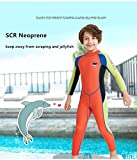 DIVE&SAIL Long Sleeve One Piece Swimsuit for Boys