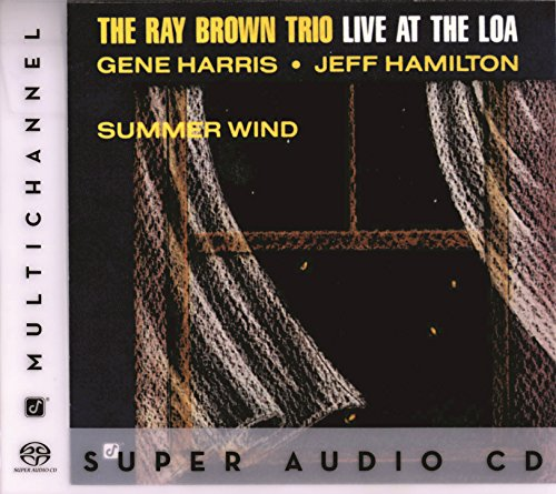 Summer Wind (Live) - Summer Brown Ray