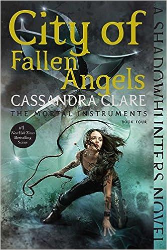 Amazon Fr City Of Fallen Angels Cassandra Clare Livres