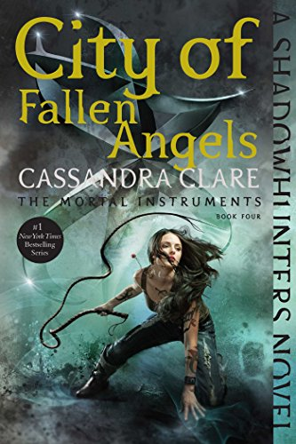 - City of Fallen Angels (The Mortal Instruments Book 4)