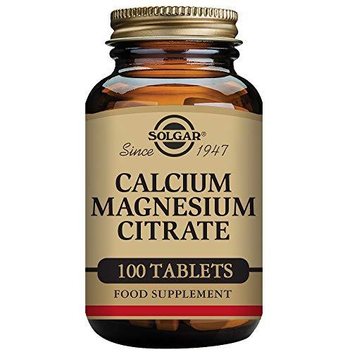 (Solgar – Calcium Magnesium Citrate, 100)