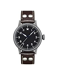 Laco Munster Type A Dial Swiss Automatic Pilot Watch with Sapphire Crystal 861748