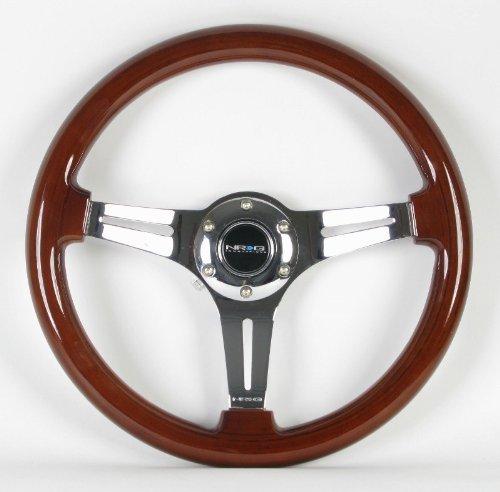 momo steering wheel wood - 6