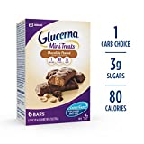 Glucerna Mini Treat Bars, To Help Manage Blood