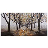 Yosemite Home Decor ARTAA0482 Pathway Landscape Abstract Painting