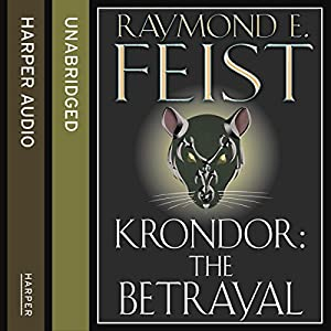 Krondor: The Betrayal Audiobook