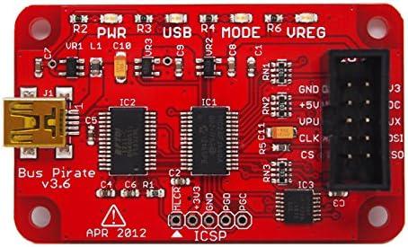 Seeedstudio Bus Pirate v3.6 universal serial interface
