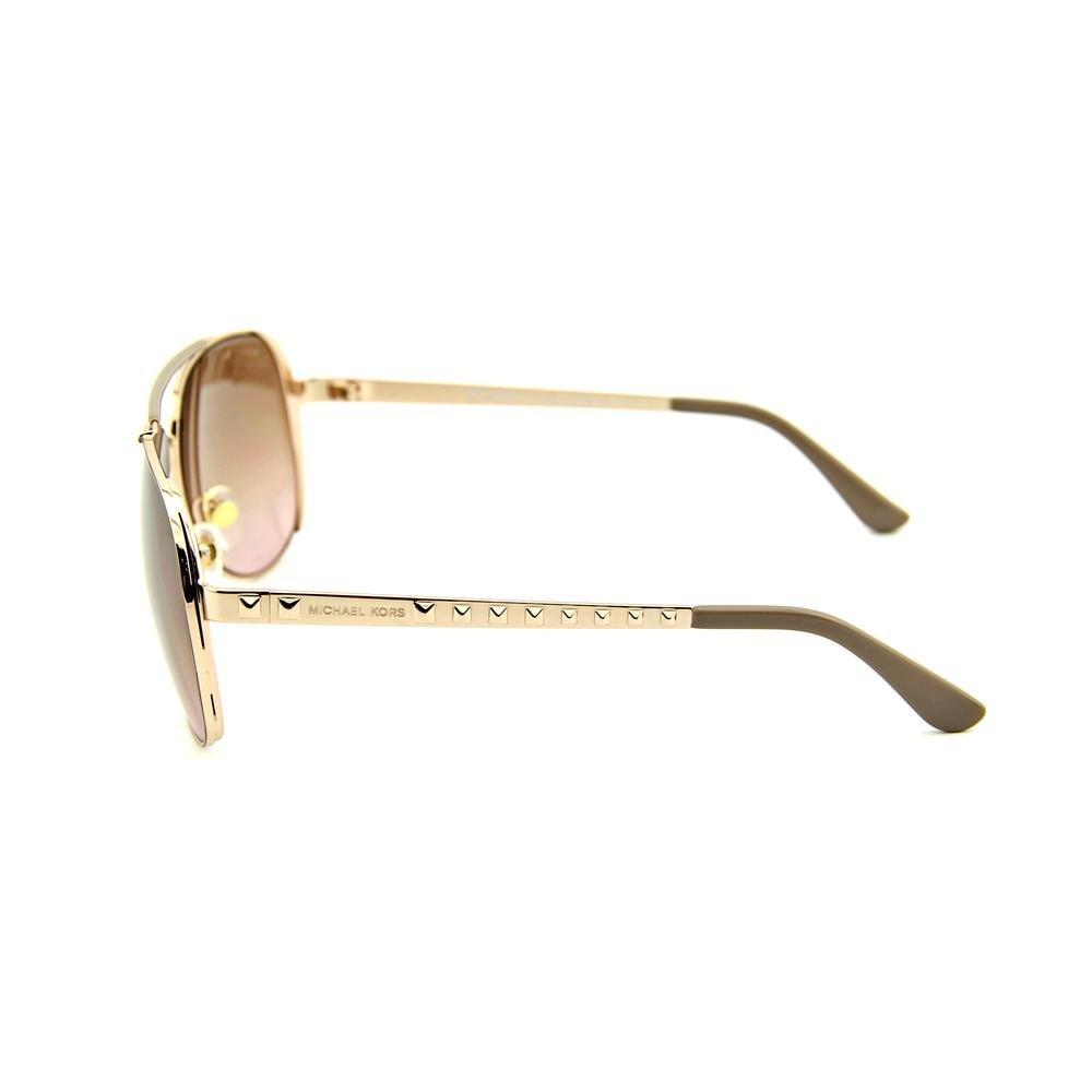 Michael Kors M2064S 780 Rose Gold Kendall Aviator Sunglasses Lens Category  2  Amazon.co.uk  Clothing 133b2b98e0