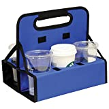 cup caddy - Preferred Nation Reusable Cup Carrier/Cup Caddy (2 Pack)