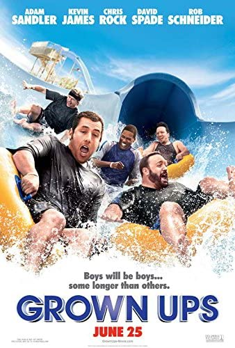 Amazon.com: Grown Ups Poster Movie (27 x 40 Inches - 69cm x 102cm) (2010):  Posters & Prints