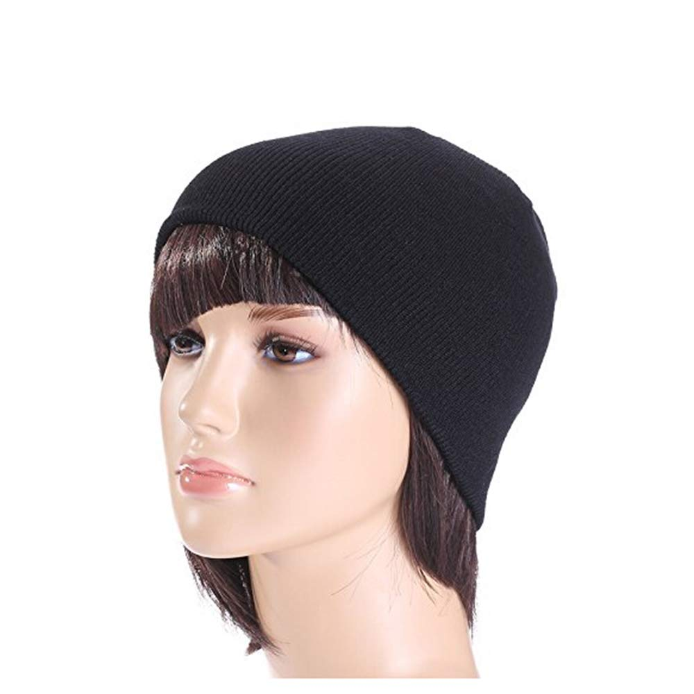 Butterme Unisex Donne Uomini ragazze dei ragazzi Retro maglia cappello Cappello da marinaio invernale base Beanie Vento - Muti-colori ZUMUii