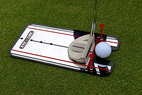 Your Mindset and your Golf Putt - picture of a putting aid