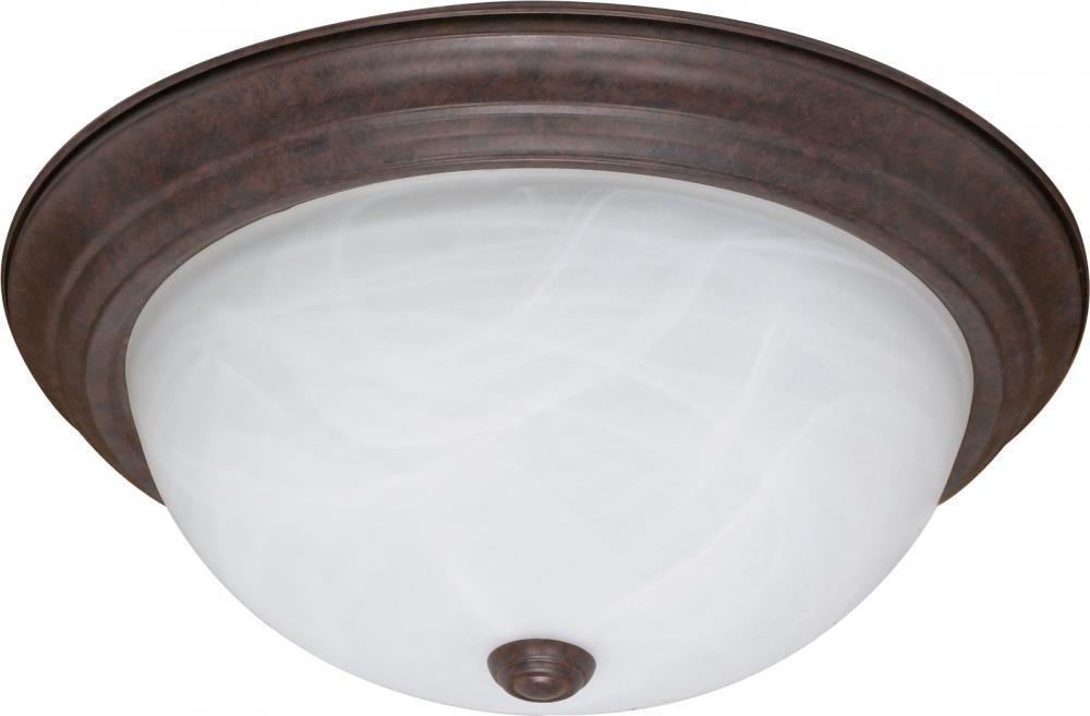 Nuvo Gothamシャンデリア 60/207 1 B002OMDXM4 Old Bronze / Alabaster Glass|15インチ フラッシュ Old Bronze / Alabaster Glass, 比婆郡:db16fb03 --- adfun.jp