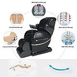 robotic human arm - Massage Therapy Chair Zero Gravity Reflexology Shiatsu Human Touch Heated Full Body Recliner Massager Relaxology 3
