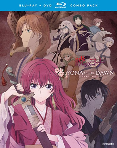 Yona of the Dawn: Part One (Blu-ray?DVD Como)