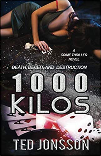 Amazon com: 1000 Kilos (9781542356961): Ted Jonsson, Paradox