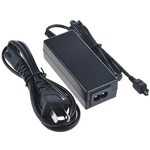 Powerk AC Power Adapter Charger For Sony DCR-SX40,DCR-SX41,DCR-SX44,DCR-SX45,DCR-SX60,DCR-SX63,DCR-SX65, DCR-SX85, HDR-CX220/R, HDR-CX220/S, HDR-CX230 Handycam Camcorder