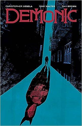 Demonic Volume 1 Cover