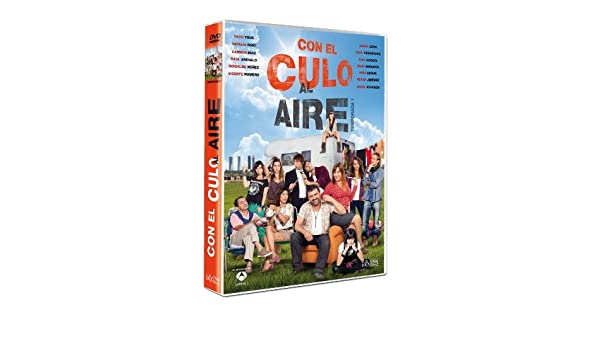 Amazon.com: Con el culo al aire (1ª temporada) (Import Movie) (European Format - Zone 2): Movies & TV