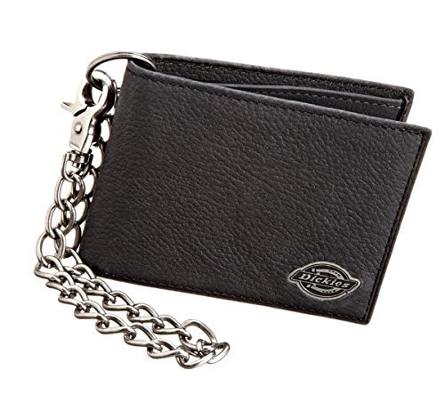 Top 10 best wallet for men with chain black 2019