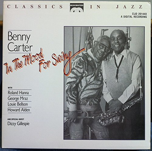 Benny Carter In The Mood For Swing vinyl record
