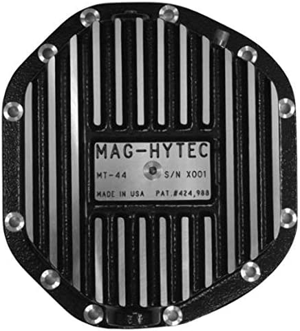 Mag-Hytec Rear Compatible with 04-11 Nissan Titan Dana #44 Differential Cover