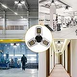 VOLADOR LED Garage Lights, 80W Garage Ceiling