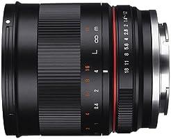 Rokinon Rk50m Mft 50mm F1 2 As Umc High Speed Lens For Kamera